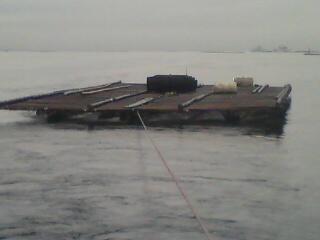 台風13号接近